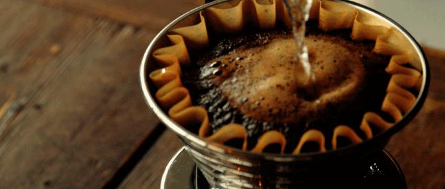 Hand-dripped Coffee
